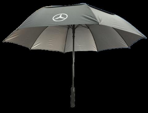 elegant two layer auto open golf umbrella